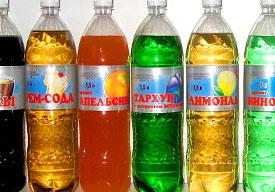 Этикетка на бутылки