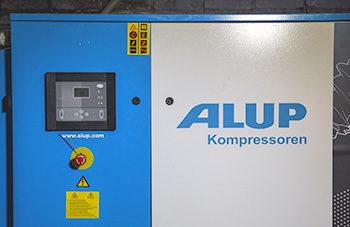Винтовой компрессор ALUP