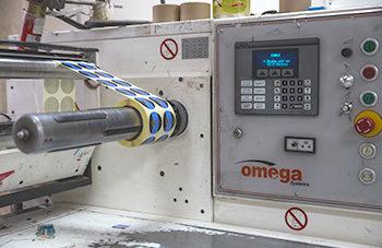 Перемоточная машина Omega SR270