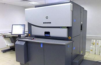 HP Indigo WS6800 Digital Press
