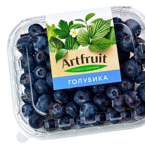 Печать этикеток на упаковку с фруктами