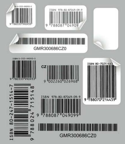 Печать этикеток для штрих кодов