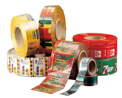 Пвх этикетки в рулонах для товаров